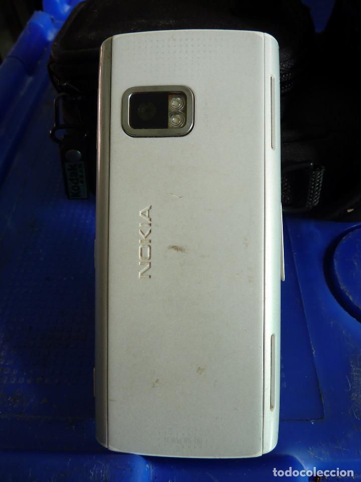 Segunda Mano: TELEFONO MOVIL NOKIA X6 BLANCO - Foto 2 - 134868402
