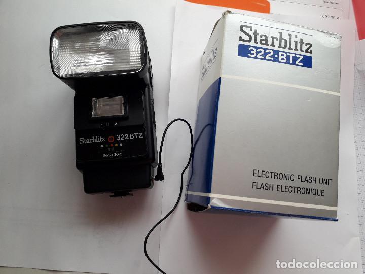 04-00047 - FLASH STARBLITZ 322-BTZ (Segunda Mano - Otros)