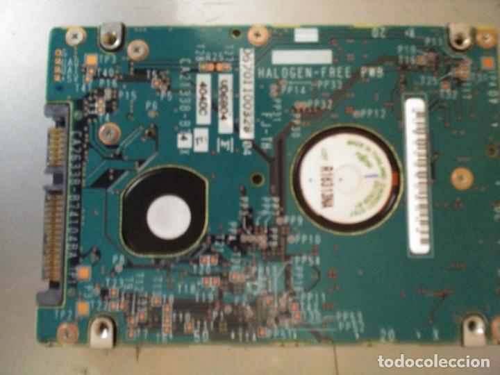 Segunda Mano: Disco duro 2.5 80 GIGAS FUJITSU - Foto 2 - 135046102