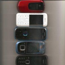 Segunda Mano: 516... CINCO TELEFONOS NOKIA + 1 BQ + 1 SAMSUNG. Lote 47641905