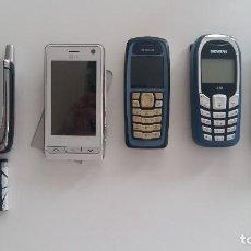Segunda Mano: LOTE DE TELÉFONOS ANTIGUOS. Lote 128522507