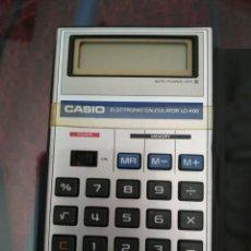 Segunda Mano: CALCULADORA CASIO LC-400. Lote 136202526