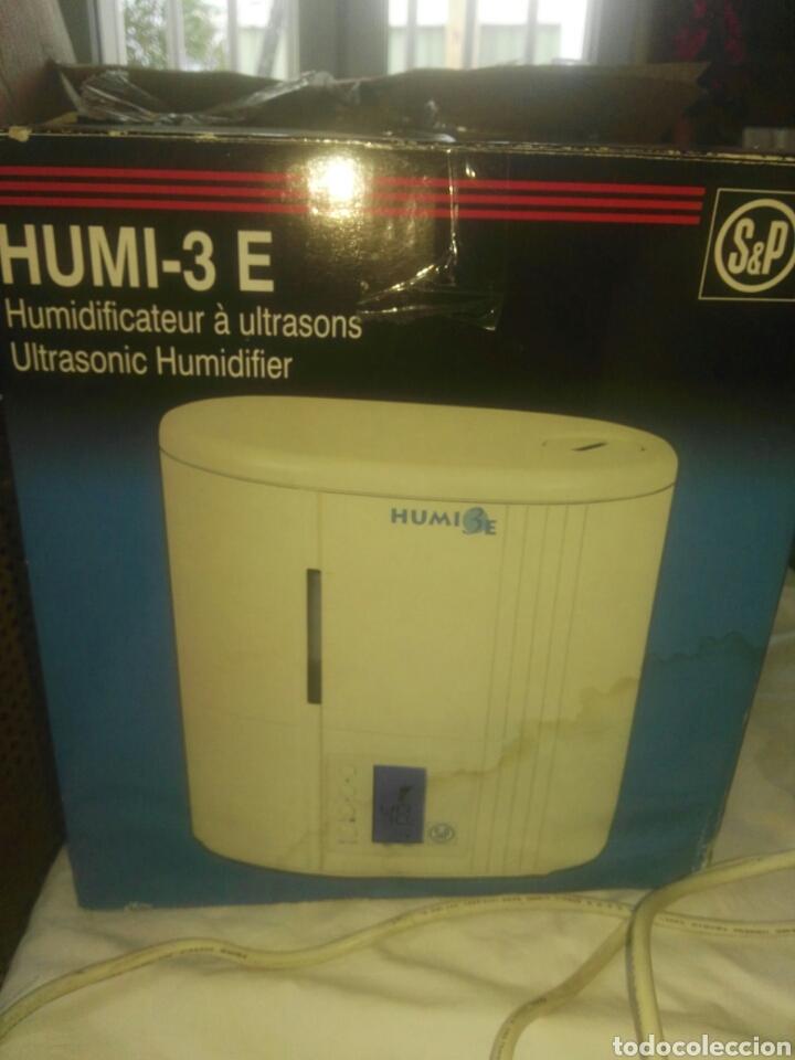 Humificador ultrasonico, usado segunda mano