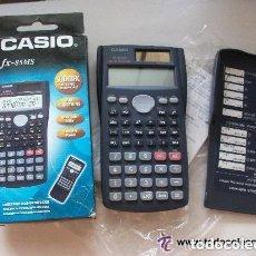 Segunda Mano: CALCULADORA CIENTIFICA CASIO FX-85 MS. NUEVA EN SU CAJA.. Lote 136916786