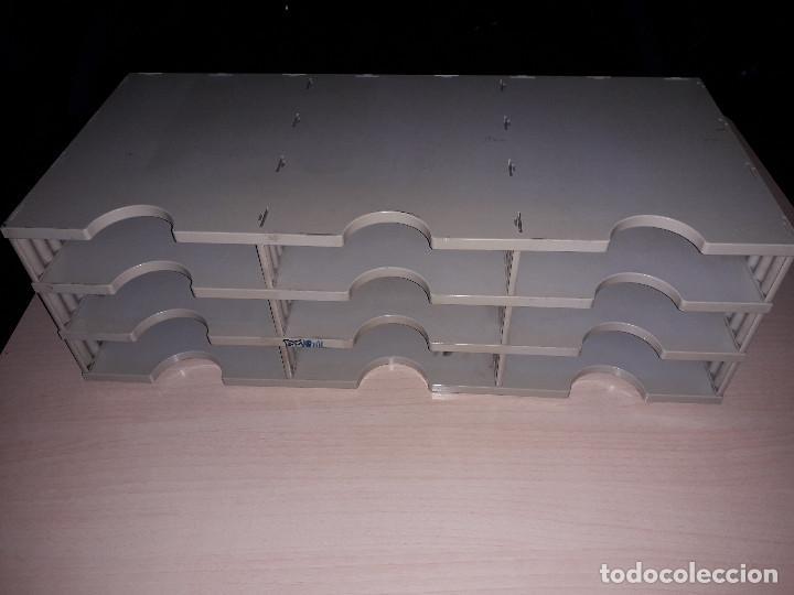 12-00036 ARCHIVADOR MODULAR 9 COMPARTIMENTOS (Segunda Mano - Otros)