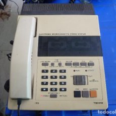 Segunda Mano: TELEFONO DE SOBREMESA CON CONTESTADOR TAMRA TAMURA. Lote 137126778