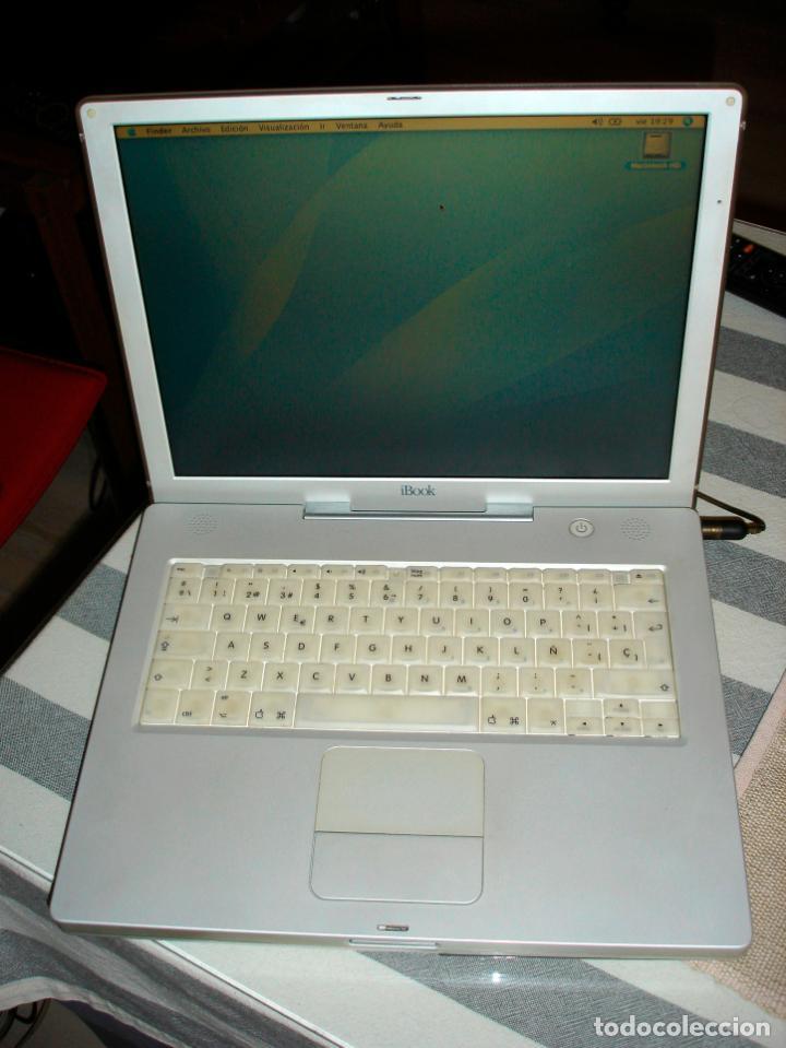 Apple IBOOK PowerBook 4,3 en funcionamiento segunda mano