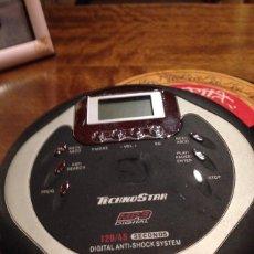 Segunda Mano: DISCMAN MP3 DIGITAL TECHNOS. Lote 137846698