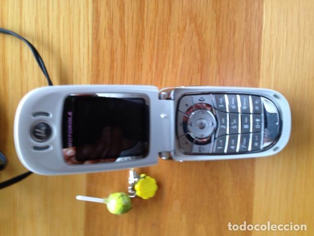 Segunda Mano: Telefono móvil vintage Motorola - Foto 2 - 137847282