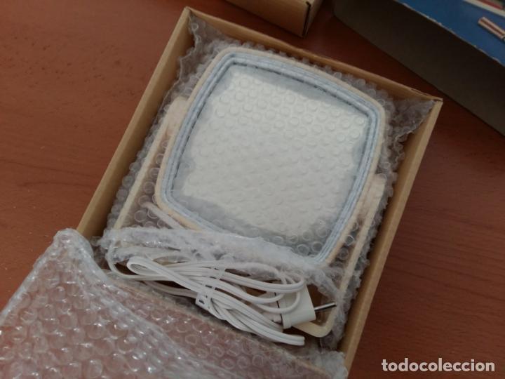 Segunda Mano: Espejo reloj - Magic Digitron Dressing Mirror - Winner Electron - Años 80 - Foto 2 - 138856434