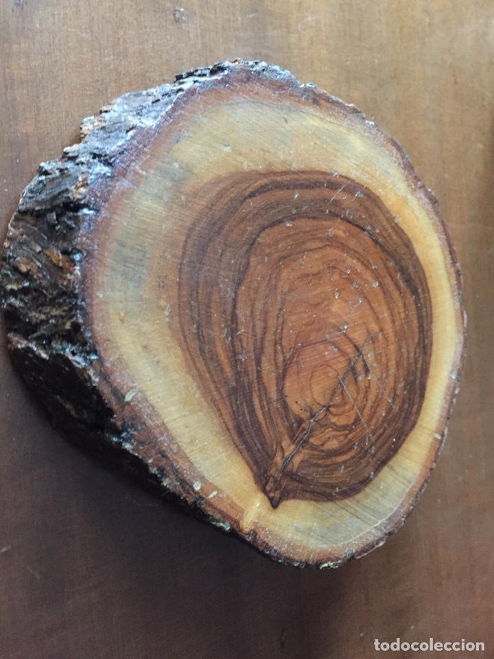 Segunda Mano: Cenicero madera de olivo - Foto 2 - 138976510