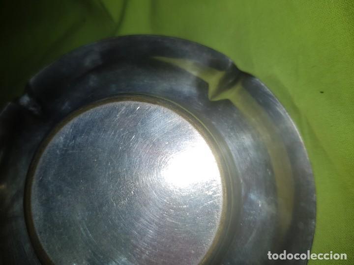 Segunda Mano: Bonito colador con plato de base para té. - Foto 4 - 139005026
