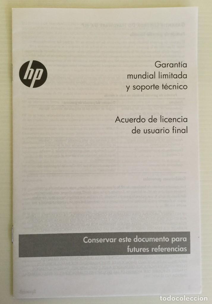 Segunda Mano: DVD Windows Vista + Driver Recovery HP Series 540, 550 - Foto 7 - 139344890