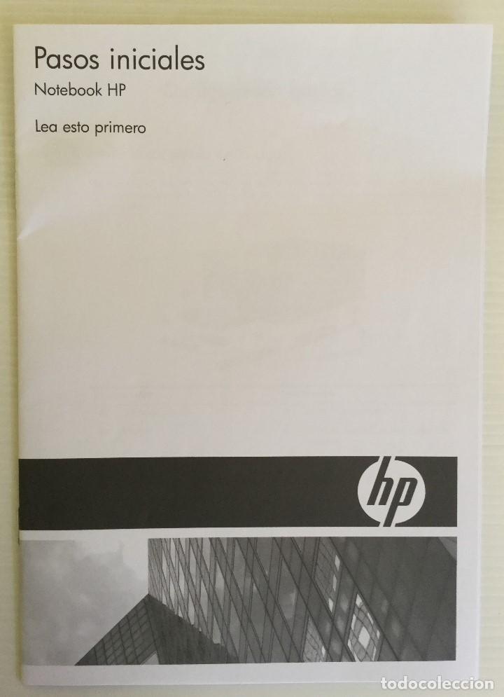 Segunda Mano: DVD Windows Vista + Driver Recovery HP Series 540, 550 - Foto 8 - 139344890