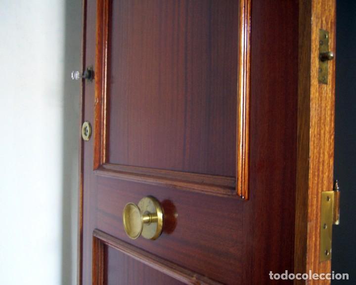 Segunda Mano: Puerta blindada de madera - Foto 7 - 139606846