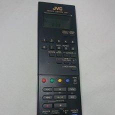 Segunda Mano: MANDO A DISTANCIA ORIGINAL JVC PQ10779 UM-3 REMOTE CONTROL UNIT. Lote 140779712