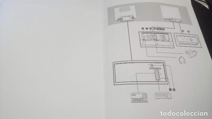 Segunda Mano: TELEVISOR SONY KV-M2540E.- HI BLACK TRINITRON en funcionamiento. - Foto 8 - 141660182