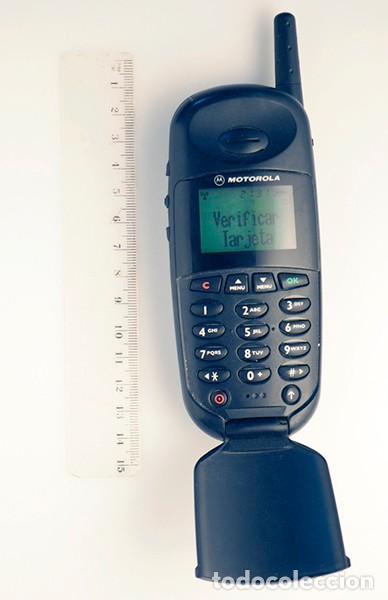 Segunda Mano: MOTOROLA cd920. Teléfono móvil retro. - Foto 2 - 141733458