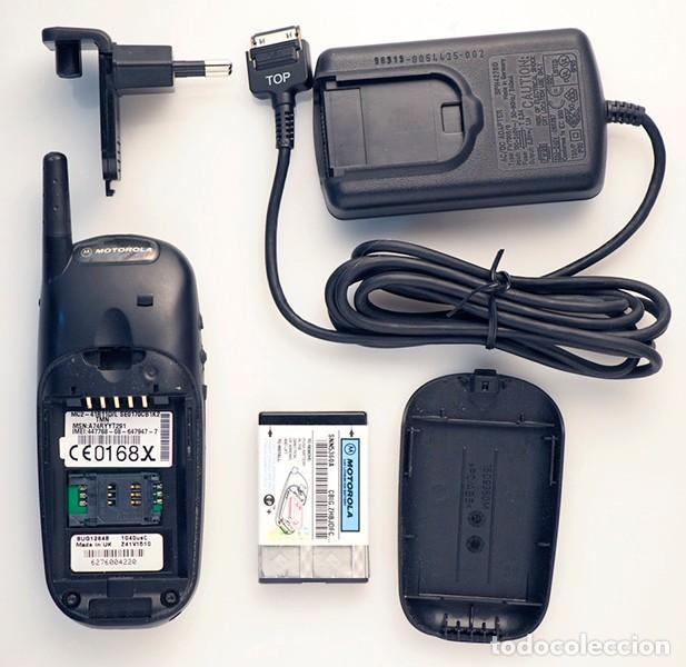 Segunda Mano: MOTOROLA cd920. Teléfono móvil retro. - Foto 3 - 141733458