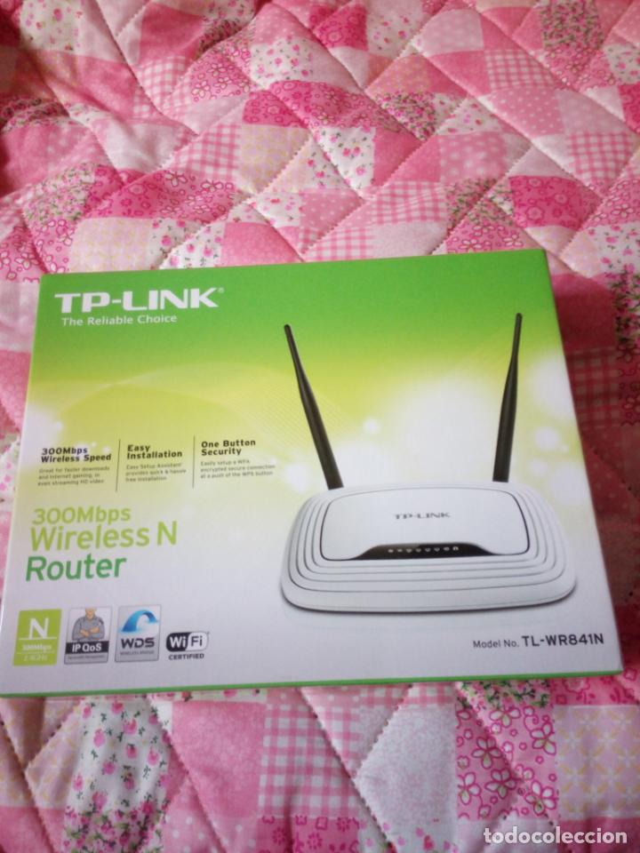 Segunda Mano: TP-Link TL-WR841N - Foto 3 - 141946526