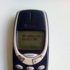 Segunda Mano: NOKIA 3310 TODO UN ICONO DE LA TELEFÓNIA FUNCIONA. Lote 142033218