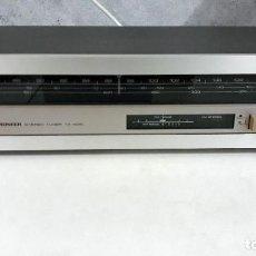 Segunda Mano: SINTONIZADOR PIONEER TX-408L. Lote 142501970