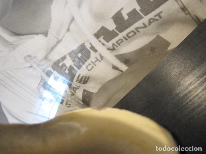 Segunda Mano: LOTE 2 ANTIGUAS JARRAS DE CABEZUDOS PINTADOS A MANO - Foto 15 - 142570266