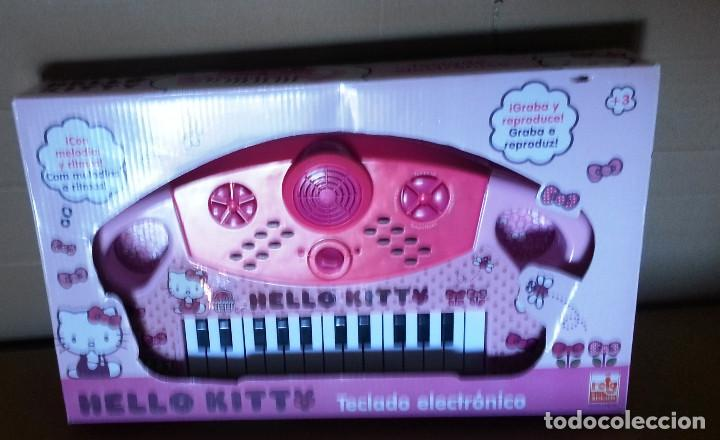 Segunda Mano: TECLADO ELECTRONICO HELLO KITTY.. - Foto 4 - 143223466