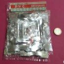 Segunda Mano: CADENETA NAVIDAD PLATEADA. Lote 143664329