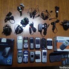 Segunda Mano: LOTE TELÉFONOS MÓVILES. Lote 143680277