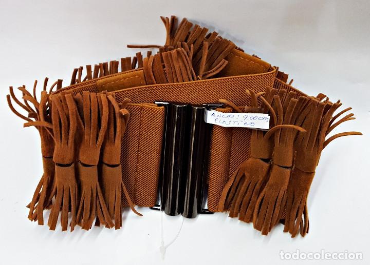 Segunda Mano: Lote de 10 Cinturones surtidos Vintage de señora. - Foto 2 - 143792278
