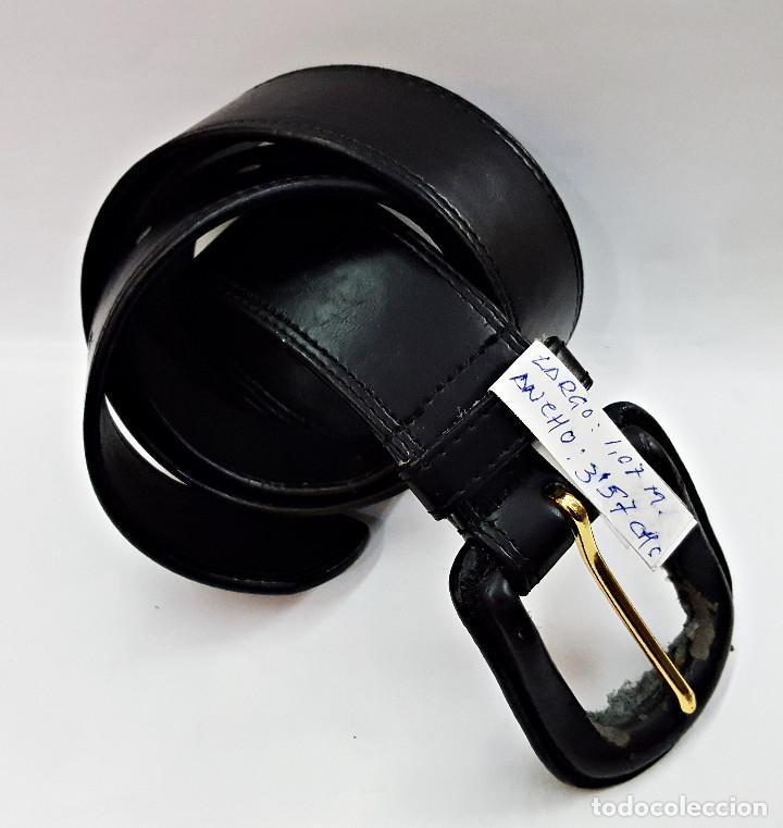 Segunda Mano: Lote de 10 Cinturones surtidos Vintage de señora. - Foto 9 - 143792278
