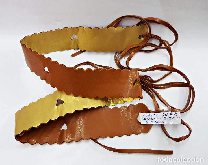 Segunda Mano: Lote de 10 Cinturones surtidos Vintage de señora. - Foto 10 - 143792278