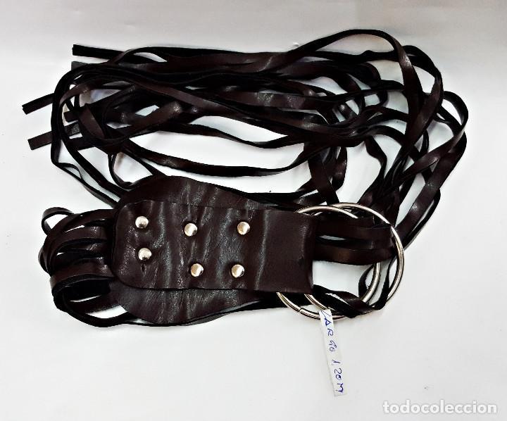 Segunda Mano: Lote de 10 Cinturones surtidos Vintage de señora. - Foto 11 - 143792278