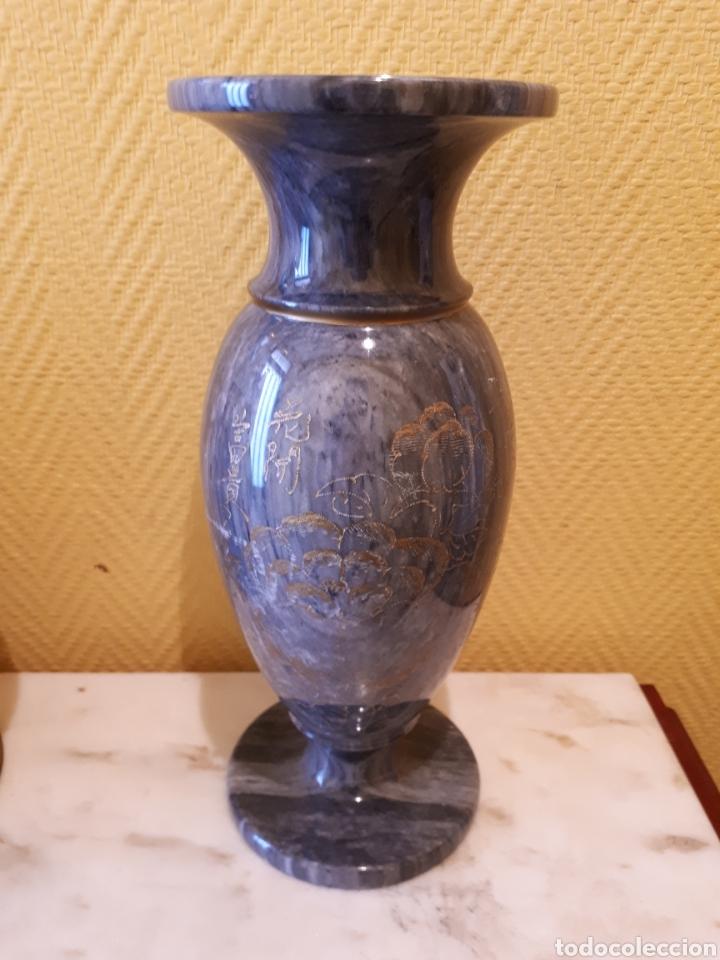 JARRON MARMOL (Segunda Mano - Hogar y decoración)