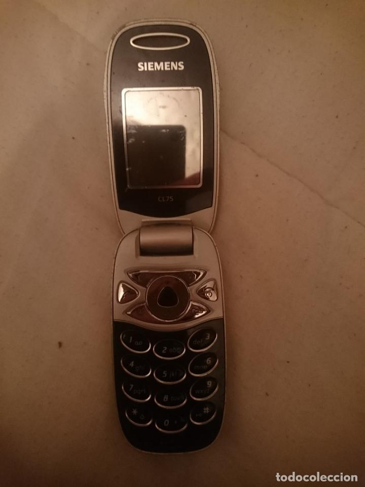Segunda Mano: MOVIL PLEGABLE SIEMENS CL75 -VER FOTOS -RefM3E2 - Foto 1 - 145278354
