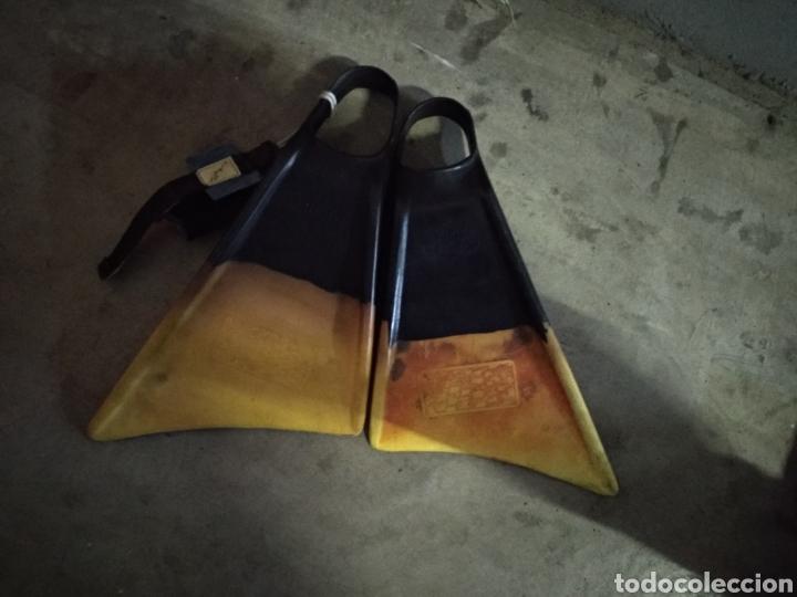 Segunda Mano: Aletas bodyboard marca Victory - Foto 2 - 145450692