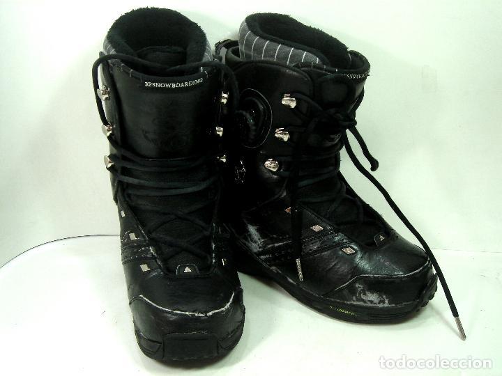 zapatos de separación 7906d 78bc1 BOTAS NIEVE -SNOWBOARDING K2 TI 1 - SNOW BOARD SNOWBOARD - TALLA 42 -CABLE  TENSOR-BOTA BLANDA