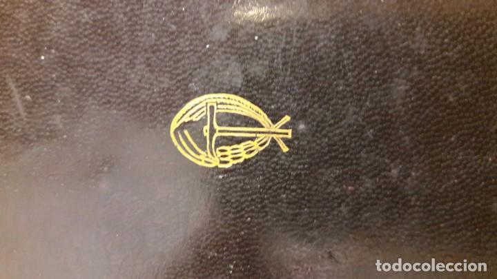 Segunda Mano: antigua cartera de piel del JURADO DE EMPRESA DE NESTLE Santander CANTABRIA - Foto 2 - 145815714