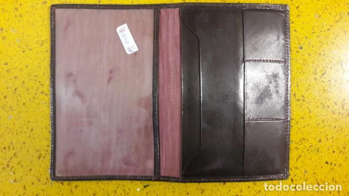 Segunda Mano: antigua cartera de piel del JURADO DE EMPRESA DE NESTLE Santander CANTABRIA - Foto 3 - 145815714