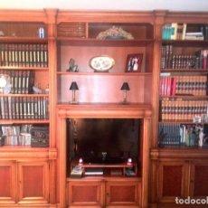 Segunda Mano: MUEBLES DE COMEDOR DE MADERA MACIZA DE CEREZO. Lote 146265174