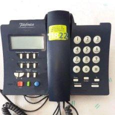 Segunda Mano: TELÉFONO DOMO SIEMENS MENSAJES NEGRO. Lote 146283982