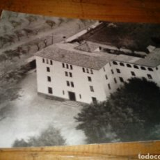 Segunda Mano: TARJETA POSTAL ESCUELA SANTA ANA CASTELL DEL REMEY (LLEIDE). Lote 146318546