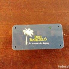 Segunda Mano: USB MULTIENCHUFES RON BARCELÓ,UN MUNDO DE DESEOS. Lote 146427618