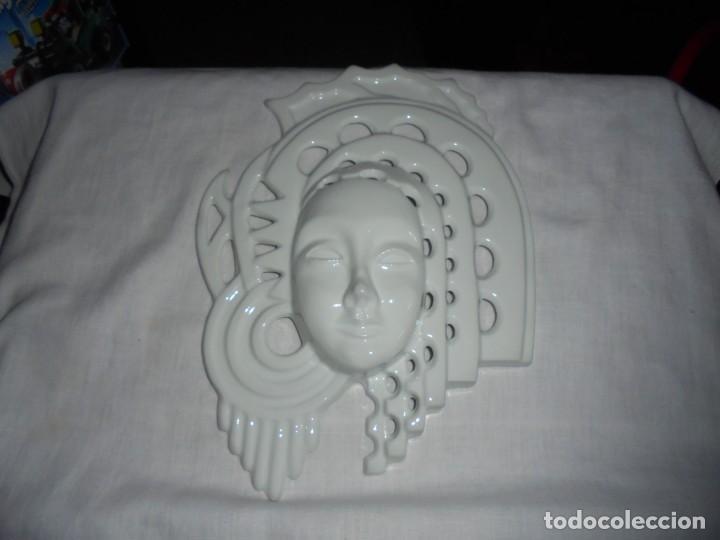 Segunda Mano: BONITA MASCARA DE PORCELANA - Foto 7 - 146528562