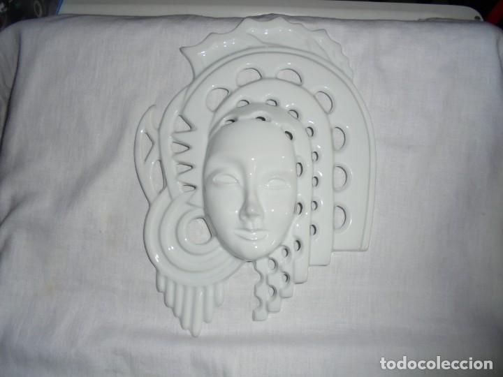 Segunda Mano: BONITA MASCARA DE PORCELANA - Foto 8 - 146528562