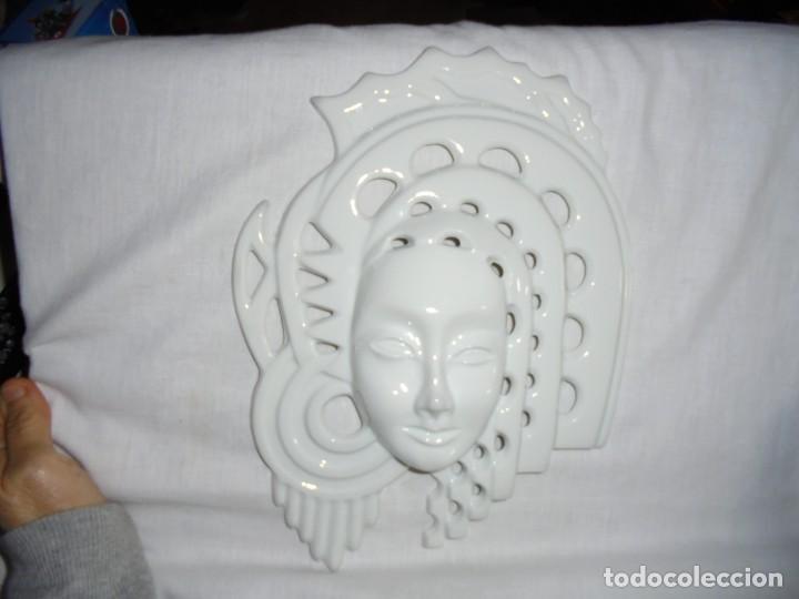 Segunda Mano: BONITA MASCARA DE PORCELANA - Foto 10 - 146528562