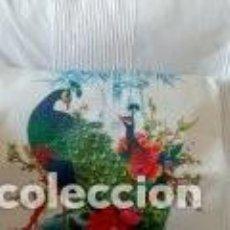 Segunda Mano: PACK DE CUATRO FUNDAS PARA COJIN DE LINO Y ALGODON 45X45.. Lote 147049754