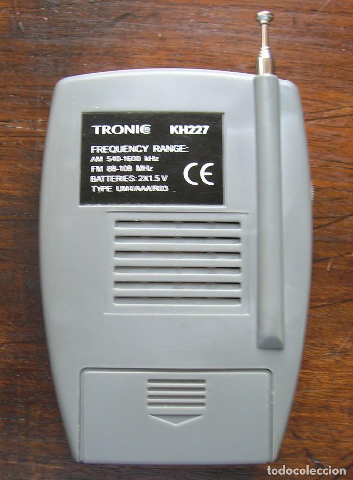 Segunda Mano: RADIO TRONIC KH 227. FUNCIONA - Foto 4 - 147185638