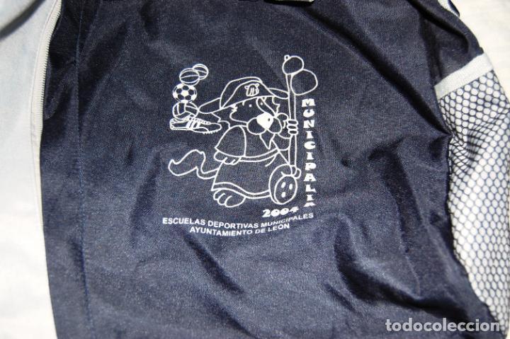 Segunda Mano: Bolsa de deporte de las escuelas municipales de León. - Foto 4 - 147296634